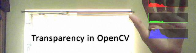 Transparent image overlays in OpenCV - AI Shack